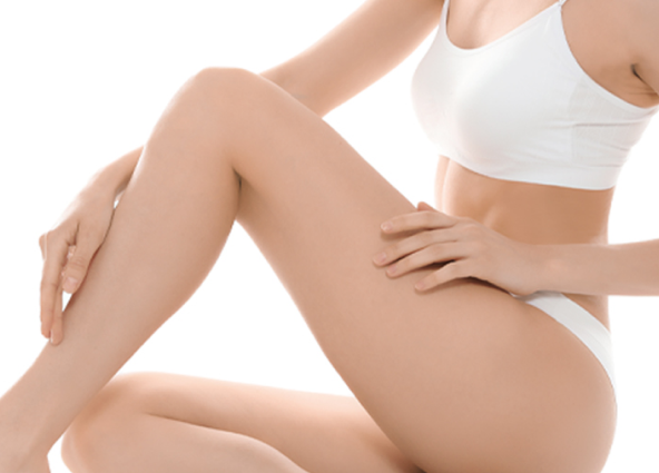 spot fat reduction on lower body and legs