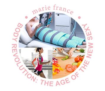 Marie France's Body Revolution